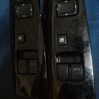 Original Main Switch Power Window Mazda Rx8