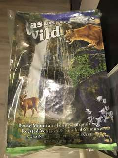 Taste of the wild 7kg