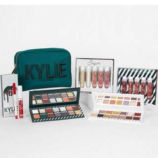 kylie makeup set