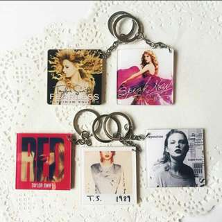 Taylor Swift Keychains