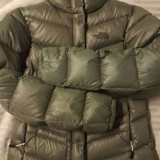 The North Face Goose Down Winter Jacket 700