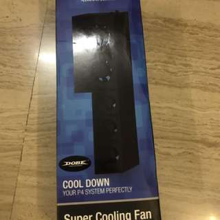 Cooling fan for P4 gaming console
