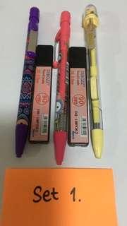 Mechanical Pencils 2mm (big lead)
