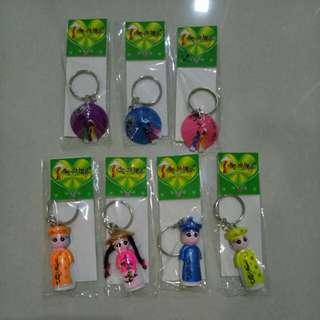 Vietnamese keychain (7 pcs per pack)