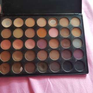 Morphe Eyeshadow pallete