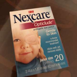 Nexcare Opticlude Junior Eye Patch