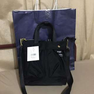 Authentic Brand new Anello Sling Bag