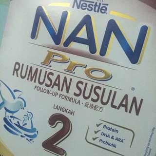 Susu NAN Step 2