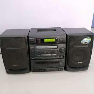 Aiwa NSX- EK6 mini hi fi radio