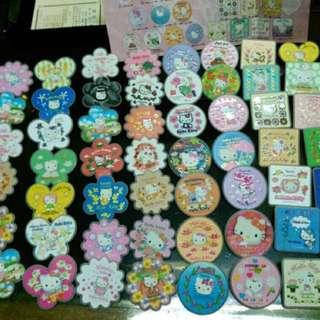 🚚 Hello Kitty胸章
