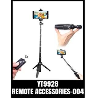 Yunteng YT9928 Selfie Tripod Extendable