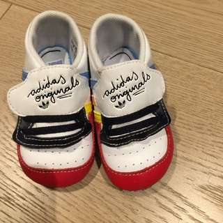 Addidas baby shoes