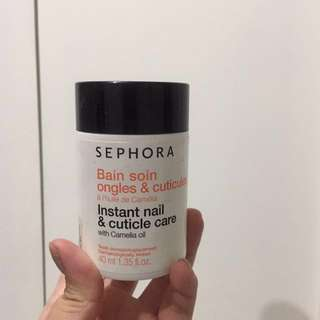 Sephora instant nail & cuticle care