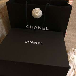 Chanel Packing Box
