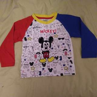 Disney Colourful Shirt
