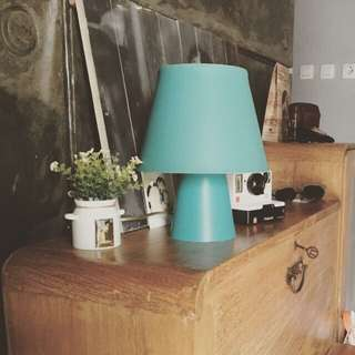 Lampu meja desk lampe decorative