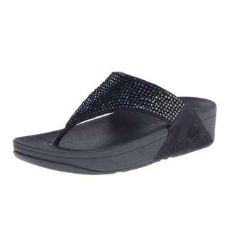 FitFlop Flare Thong Sandal | Super Navy | US Women's Size 5,7 | Flip Flop Sandal Slipper