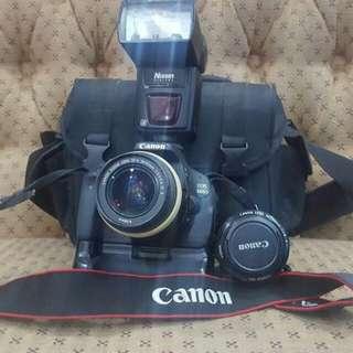 Canon DSLR eos 600D