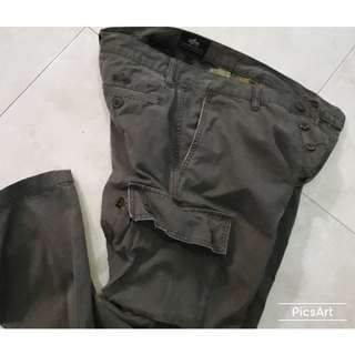 Alpha Industries army cargo pants