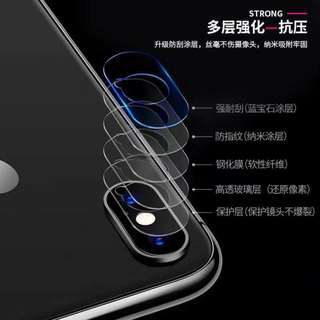 IPHONE 10,X CAMERA TEMPERED SCREEN PROTECTOR