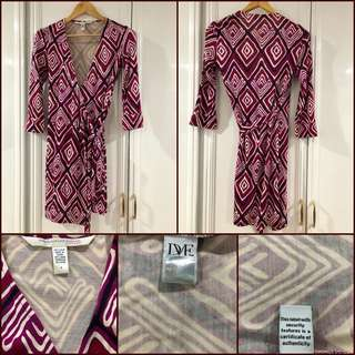 DVF Jillian Wrap Dress