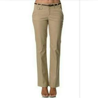 Authentic Esprit extra large Khaki pants/slacks(fromAUS)