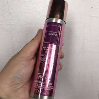 Bath and Body Works Hair and Body Shimmer 2.6 oz