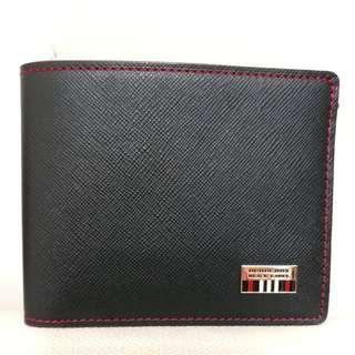 Burberry Black Label Wallet 黑色,內黑紅包 (全新有塵袋) 放太久,紙盒內白位有少許黃點
