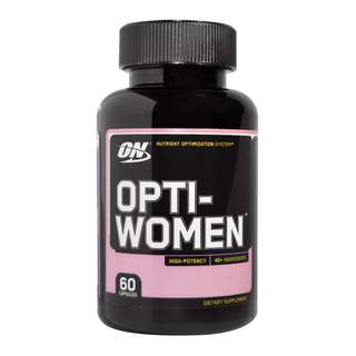 ON OPTI-WOMEN MULTIVITAMINS 60 CAPSULES - COD FREE SHIPPING