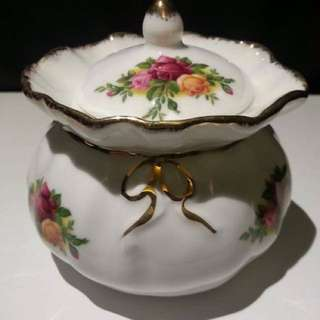 Royal Albert Trinket Pot