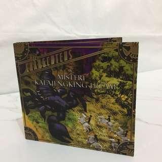 The Changcuters Misteri Kalajengking Hitam Album