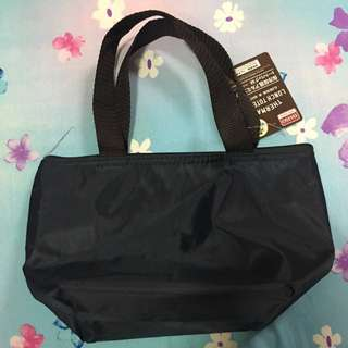 Daiso thermal lunch tote