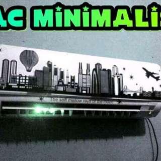 Ac Minimalis Kristal Penyegar