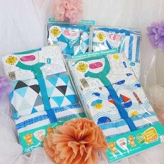 3pcs Libby Baby Sleepsuit Onesie Romper pyjamas Premium Mothercare