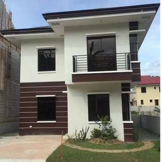 Pre selling 2 storey single attached house and lot alabang muntinlupa