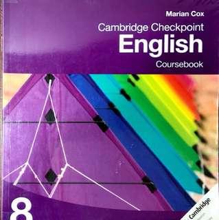 Cambridge Checkpoint English Coursebook