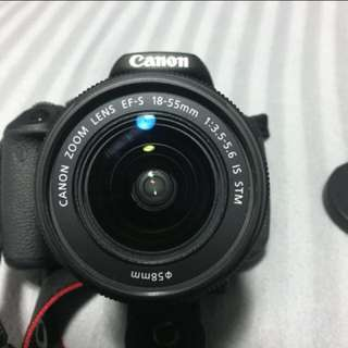 Canon 700D twin kit