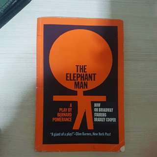 Elephant Man Literature with Notes