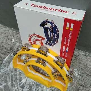 Tambourine made in taiwan