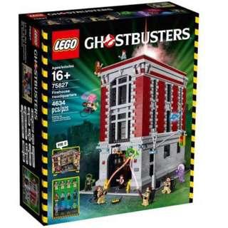 Lego 75827 全新100% New 未開箱