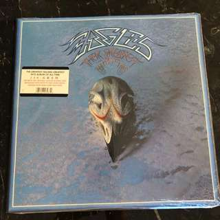 Eagles  - Their Greatest hits 1971 - 75. Vinyl Lp. New