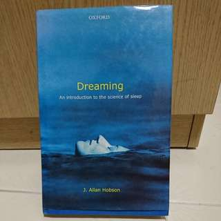 Dreaming - An introduction to the science of sleeping