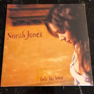 Norah Jones - feels like home. Vinyl Lp. New