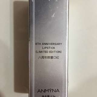 Anmyna 8TH Anniversary Lipstick Limited Edition