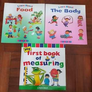 Brimax and oxford children's books