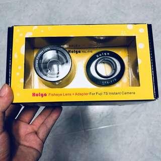 Holga Fisheye Lens Kit FEL-F7S for Fujifilm Instax Mini 7s