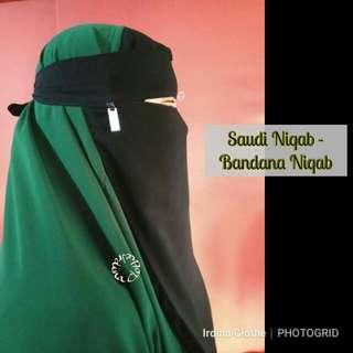 Saudi Niqab - Bandana niqab