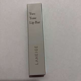 Laneige Two Tone Lip Bar(no.6 pink step)