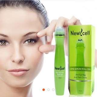 New cell eye serum roll on