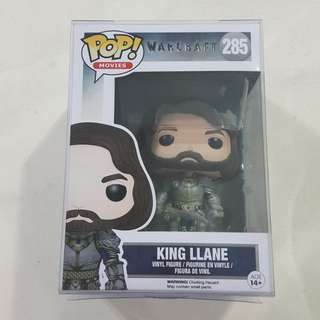 Legit Brand New With Box Funko Pop Movies Warcraft King Llane